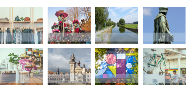 Strategic plan for tourism in Aalst